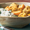 Tempeh Coconut Milk and Sweet Potato Curry