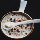 Cashew–Cardamom Chia Pudding