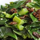 Vegan Soul Food - Collard Greens With Raisins