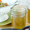 Fresh Homemade Vegetable Stock