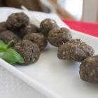 Tasty Vegan No Meat Meatballs