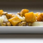 Oven Roasted Chickpeas and Butternut Squash