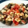 Okra Corn & Tomato Gumbo - A Southern Classic Done Vegan