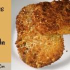 Vegan Seitan Cutlets Recipe