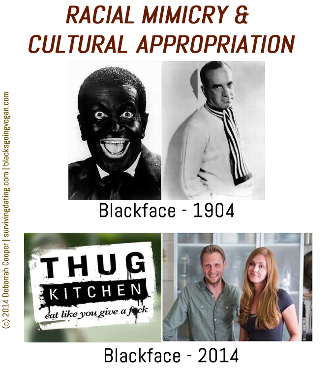 thug kitchen blackface racism cultural appropriation