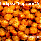 Chickpea Popcorn Snacks