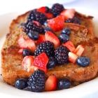 Vegan Breakfast - French Toast
