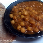 Chana Masala - Easy Spicy Chickpea Curry